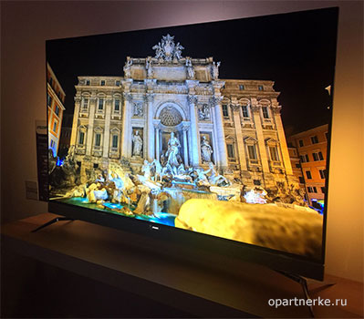 philips oled 901f tv