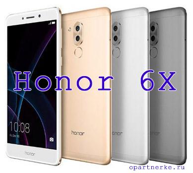 obzor smartfona huawei honor 6x