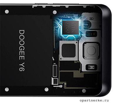 процессор mt6750 doogee y6