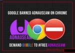 Расширение Ad Nauseam — блокировщик рекламы, который Google считает вредоносным ПО