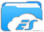 Скачивание, настройка и использование ES Проводника для Android