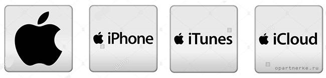 apple iphone itunes icloud opartnerke