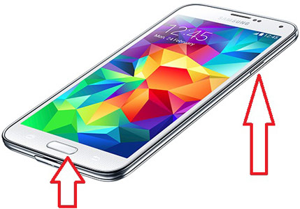 kak sdelat skrinshot ekrana na telefone android