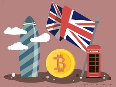 britaniya bitcoin kriptovalyuta