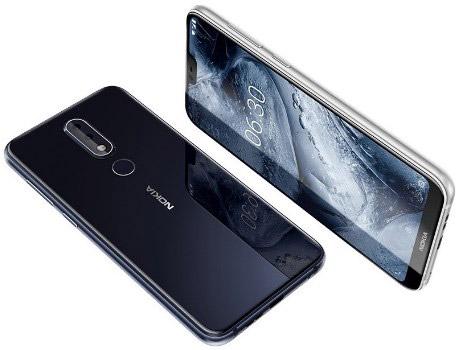 smartfon nokia x6 64gb