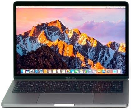 apple macbook pro 13 bez touch bar