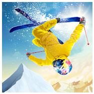 igra red bull free skiing