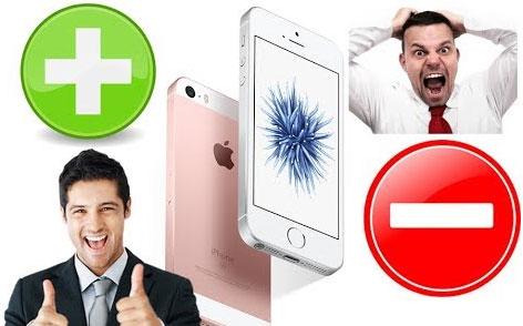 plusy minusy produkcii apple