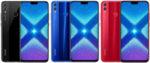 Обзор среднебюджетного смартфона Huawei Honor 8X 64GB/128GB