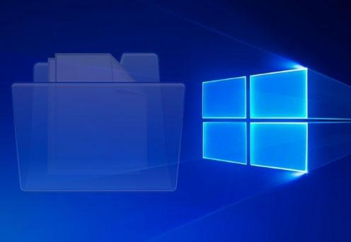 kak skryt pokazat papki v windows 10