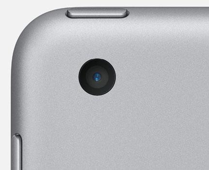 kamera apple ipad 9.6