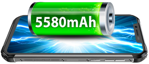 akkumulyator blackview bv9600 pro