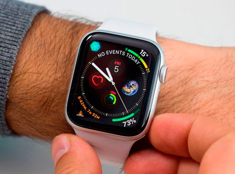 chasy apple watch series 4