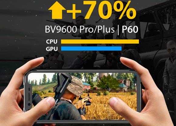 igry na blackview bv9600 pro