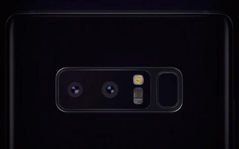 kamery samsung galaxy note 8