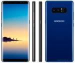 Обзор характеристик смартфона Samsung Galaxy Note 8