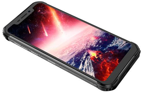 obzor ekrana smartfona blackview bv9600 pro