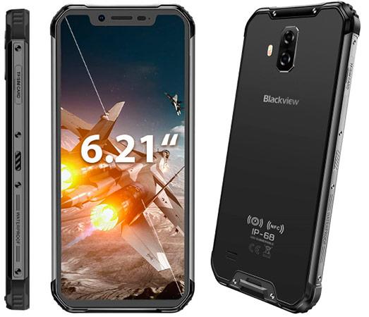 obzor harakteristik smartfona blackview bv9600 pro