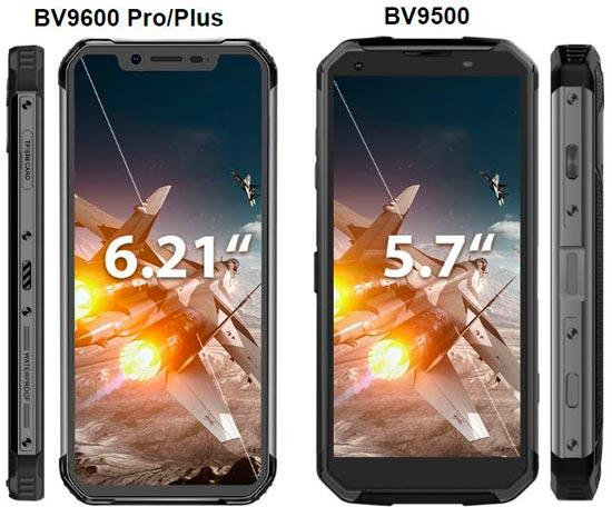 sravnenie bv9500 blackview bv9600 pro