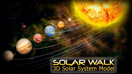 solar walk igra