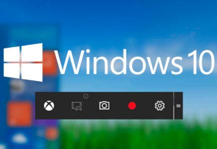 kak zapisat video s ekrana kompyutera windows 10
