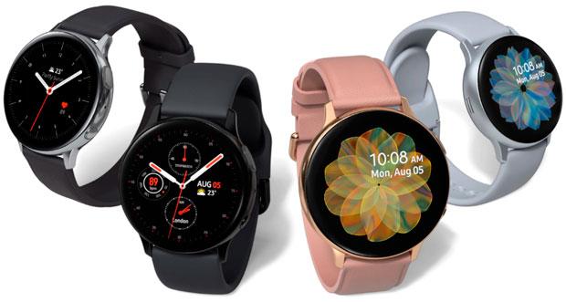 dizajn samsung galaxy watch active 2