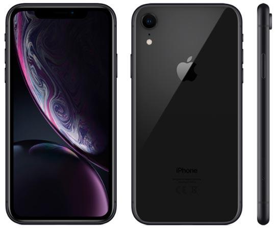 iphone xr black 2020