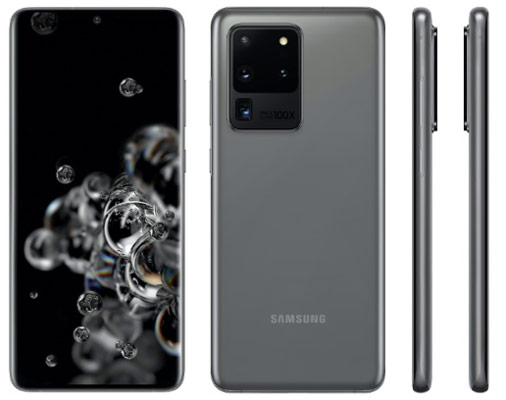obzor harakteristik smartfona samsung galaxy s20 ultra