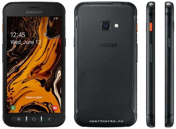 obzor xarakteristik smartfona samsung galaxy xcover 4s