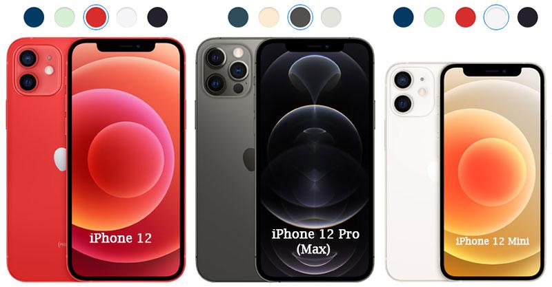 обзор характеристик iphone 12 pro max mini