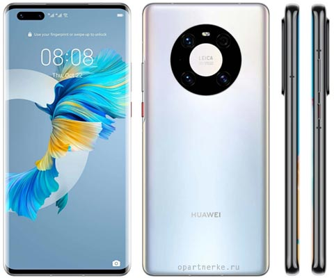 obzor xarakteristik smartfona huawei mate 40 pro