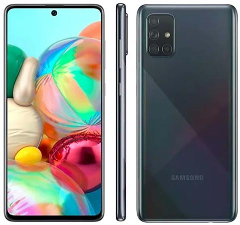 nedorogie smartfony s 5g samsung galaxy a71 5g