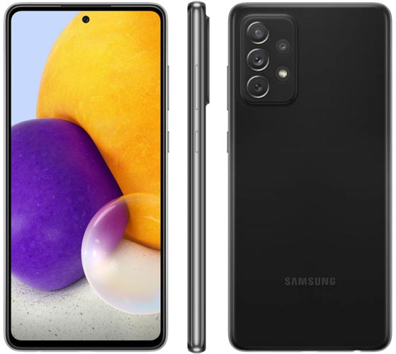 Samsung Galaxy A72: среднебюджетный смартфон с флагманскими фишками