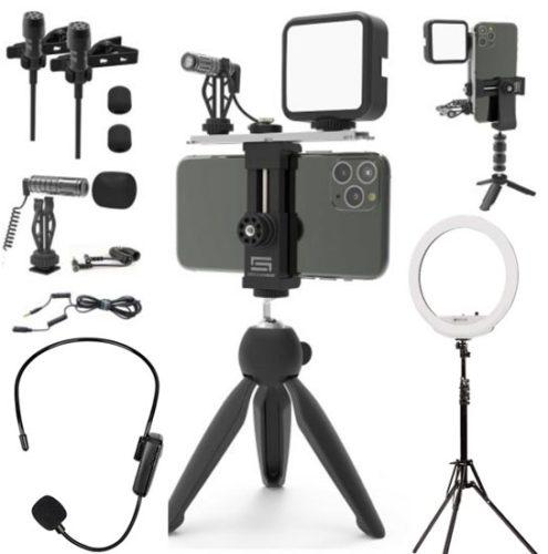 оборудование для съемки видео в тик ток